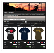 Leipzig T-Shirt Shop