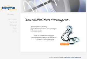 Handytrim Website